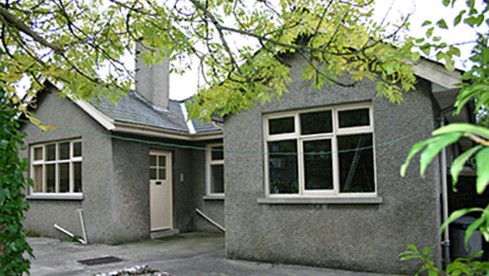 Before House Extension With Kitchen