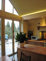 kitchen extension Kendal