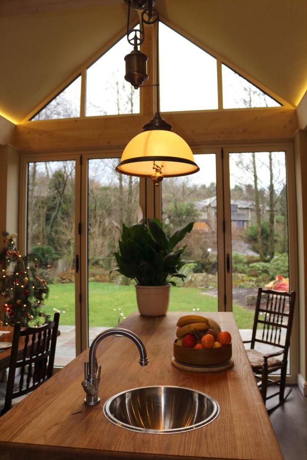 kitchen extension windows
